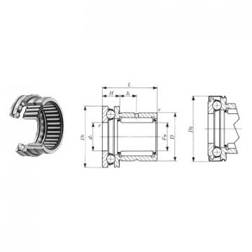 54305 NKE Thrust Ball Bearings