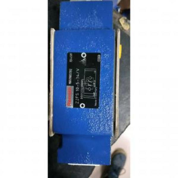 R900560047 Z2S 22 B1-5X/SO60 Katup Hidrolik